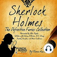Sherlock Holmes: The Definitive Furies Collection: Twenty Sherlock Holmes Crime Mysteries