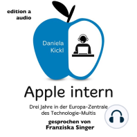 Apple intern