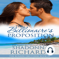 The Billionaire's Proposition