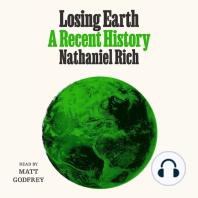 Losing Earth