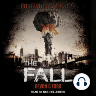 The Fall: Burning Skies Series, Book One