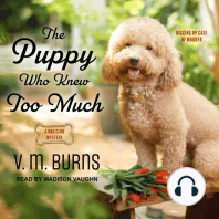 The Puppy Who Knew Too Much