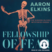 Fellowship of Fear: The Gideon Oliver Mysteries, Book 1
