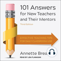 101 Answers for New Teachers and Their Mentors