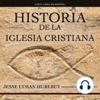 Historia de la iglesia cristiana