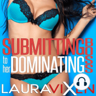 Submitting To Her Dominating Boss