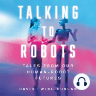 Talking to Robots