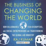 The Business of Changing the World