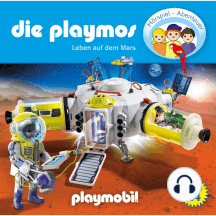 Die Playmos, Folge 64: Leben auf dem Mars