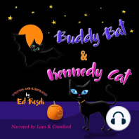 Buddy Bat & Kennedy Cat