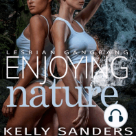 Lesbian Gangbang - Enjoying Nature