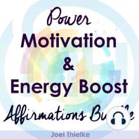 Power Motivation & Energy Boost