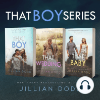 That Boy Series (3 Book Series)