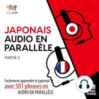 Japonais audio en parallle