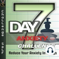 7-Day Anxiety Challenge