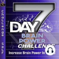 7-Day Brain Power Challenge