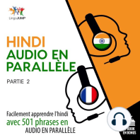 Hindi audio en parallle