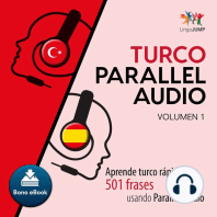 Turco Parallel Audio