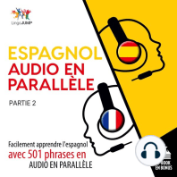 Espagnol audio en parallle