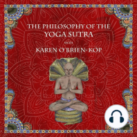 The Philosophy of the Yoga Sutra with Karen O'Brien-Kop
