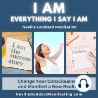 I AM Meditation: A Powerful Meditation to alter your State of Being and Align you with the things you would like to Manifest in Your Life!