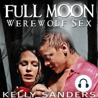 Full Moon Werewolf Sex