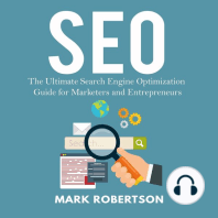 Seo: The Ultimate Search Engine Optimization Guide for Marketers and Entrepreneurs