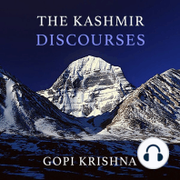 Gopi Krishna: The Kashmir Discourses