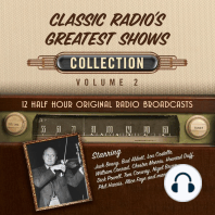 Classic Radio's Greatest Shows, Collection Volume 2
