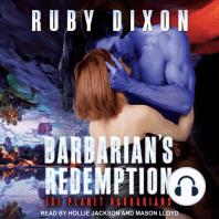 Barbarian's Redemption