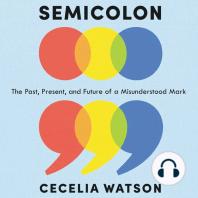 Semicolon