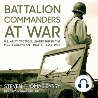 Battalion Commanders at War