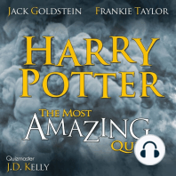 Hary Potter - The Most Amazing Quiz: 400 Questions and Answers from Easy to Hard