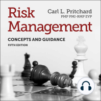Risk Management: Concepts and Guidance [Fifth Edition]