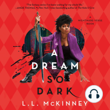 A Dream So Dark: A Nightmare-Verse Book