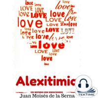 Alexitimia: Un Mundo Sin Emociones