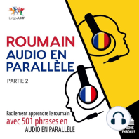 Roumain audio en parallle 2