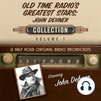 Old Time Radio's Greatest Stars