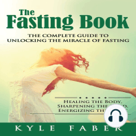 Fasting Book, The - The Complete Guide to Unlocking the Miracle of Fasting