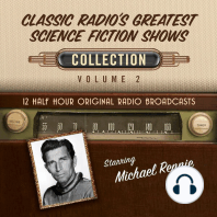 Classic Radio's Greatest Science Fiction Shows Collection
