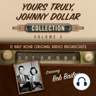 Yours Truly, Johnny Dollar Collection, Vol. 2
