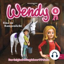 Folge 4: Erwischt! / Sina im Rampenlicht (Das Original-Hörspiel zur TV-Serie)