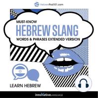 Learn Hebrew