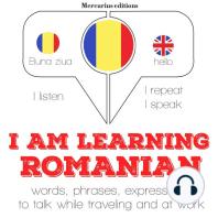 I am learning Romanian