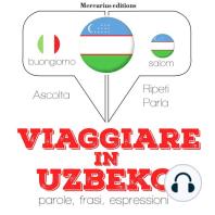 Viaggiare in Uzbeko