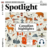 Englisch lernen Audio - Kanada
