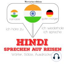 Hindi sprechen auf Reisen