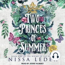 Two Princes of Summer: Book One in the Whims of Fae Series
