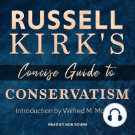 Russell Kirk's Concise Guide to Conservatism