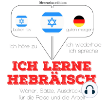 Ich lerne Hebräisch